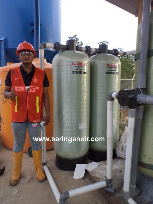 Filter Air Kapasitas Besar 1000 5000 Liter Jam
